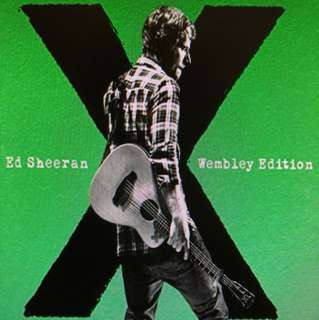 Ed Sheeran: X Wembley Edition CD + CD