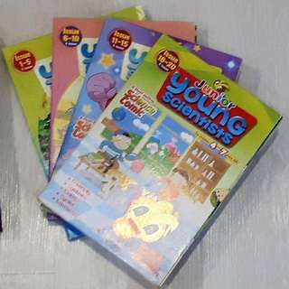 Junior Young Scientists Books 1 - 20