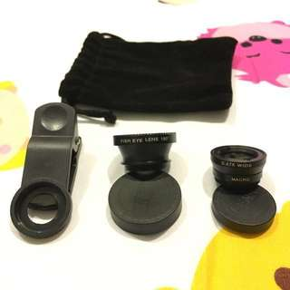 BNWTB Universal Clip Lens for Smartphones/Tablets