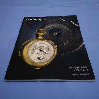 Sotheby's Katalog lelang