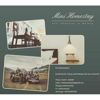 Homestay Nyaman Kota Malang