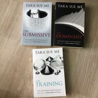 TARA SUE ME THE SUBMISSIVE, DOMINANT, TRAINING