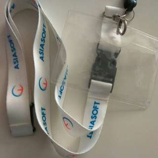 Asiasoft Lanyard