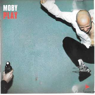 MY CD - MOBY - PLAY // FREE DELIVERY BY SINGPOST