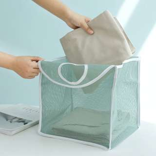 Foldable Cotton and Linen Bucket Washing Clothes