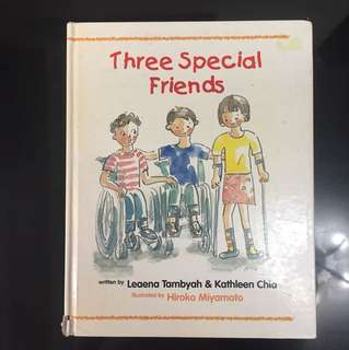 Three Special Friends