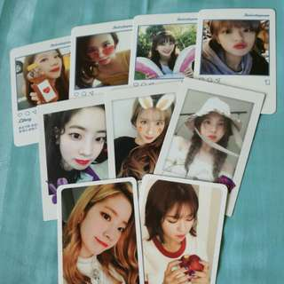 TWICETAGRAM PHOTOCARDS