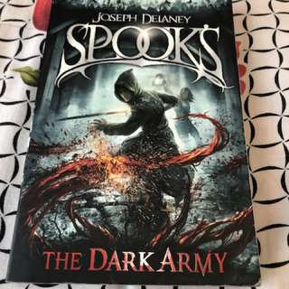 SPOOKS - JOSEPH DELANEY