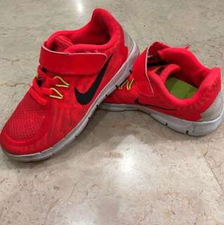Preloved Nike Toddler/Kids Sports Shoes