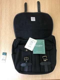 Filson Medium Field Bag in Black