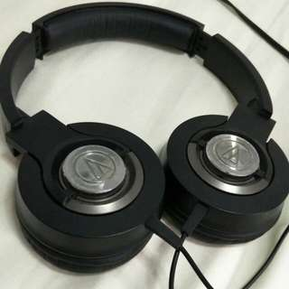 Audio Technica headphone