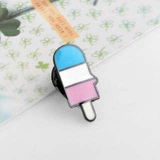 PO: POPSICLE ENAMEL PIN 🍦✨ [3 FOR $10]