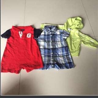 Baby gap Boys Clothes 3 pieces