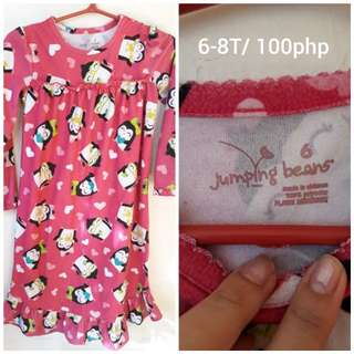 Jumping beans nightdress