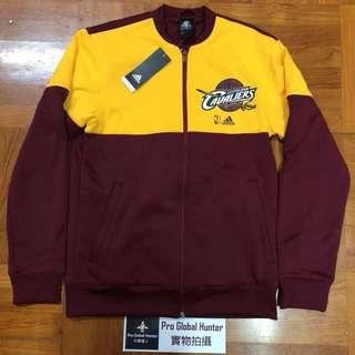 Adidas NBA Cavalier Jacket 騎士隊棒球外套