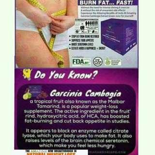 Amazing grape juice with Garcinia Cambogia