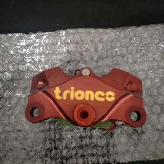 Trionce cnc大螃蟹卡鉗