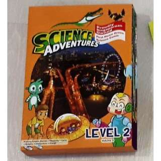 Science Adventures books 21 to 30