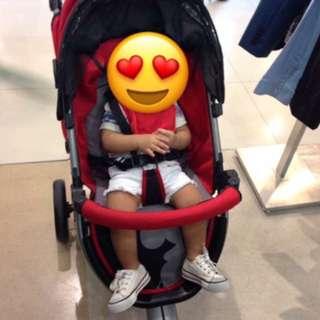 Stroller (3 wheel)