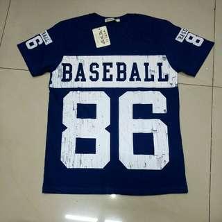 Kaos baseball 86