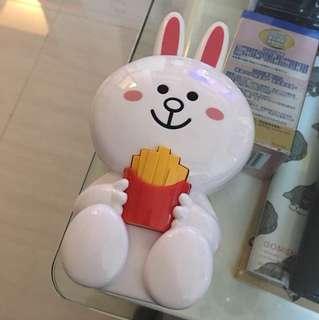 Line兔兔風扇
