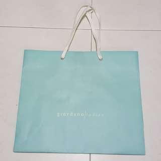 1502 HK Giordano Ladies Paper Bag