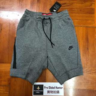 Nike Sportswears Tech Fleece 男子短褲