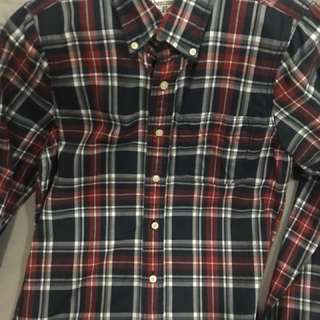 Abercrombie long sleeves shirt REPRICED
