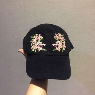 Embroided Cap
