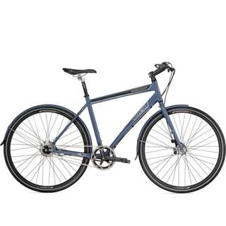 TREK SOHO SLATE BLUE BICYCLE  -- 35% DISCOUNT