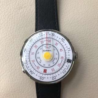 Klokers Swiss watch