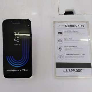 Samsung j7pro black