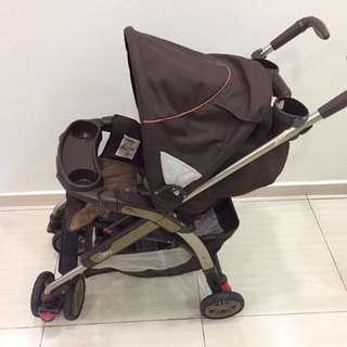 Preloved Graco Cleo Stroller
