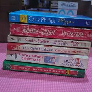 Book bundle 8 (take all)