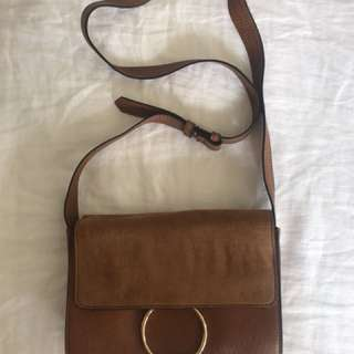 Seed heritage cross over bag
