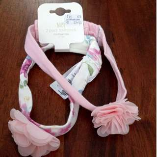 Mothercare Baby Hairbands