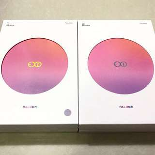 EXID FullMoon 專輯連立牌 (無小卡)