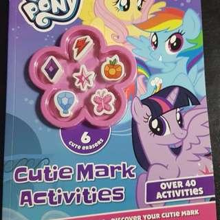My Little Pony Cutie Mark Activities