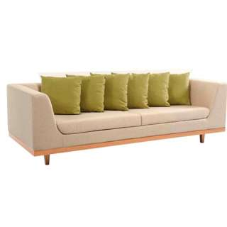 Canester three seater sofa