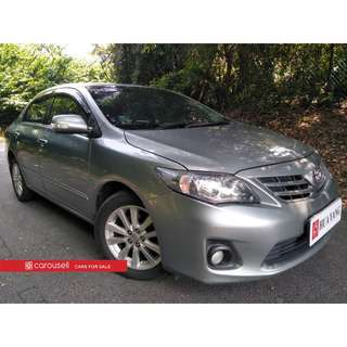 Toyota Corolla Altis 1.8A