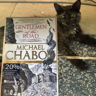'Gentlemen of the Road' by Michael Chabon