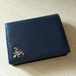 Prada Wallet銀包