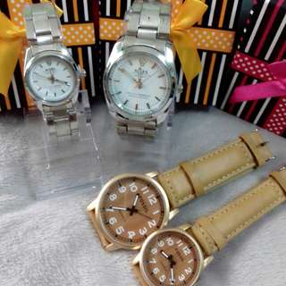 💥 COMBO SET 💥 COUPLE WATCH