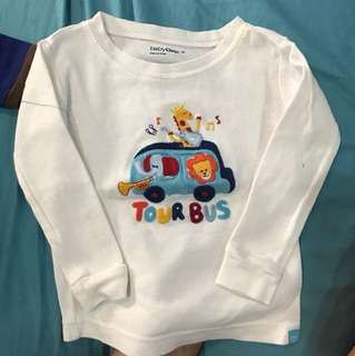 Baby Gap Newborn top