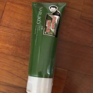 Naruko tea tree purifying cleanser and clay mask