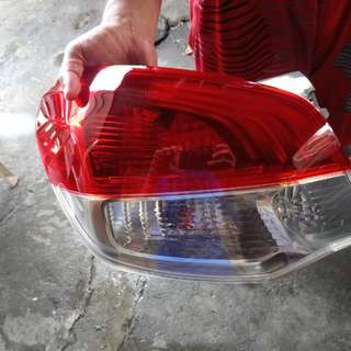 Tail Light Assembly for Mirage G4 sedan
