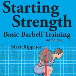 eBook - Starting Strength 3rd Edition by Mark Rippletoe