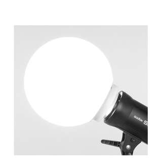 Pxel Studio Soft Ball 25x25cm for Speedlight Studio Probe Bowen Diffuser