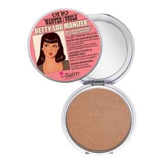 Betty Lou Manizer Bronzer The Balm