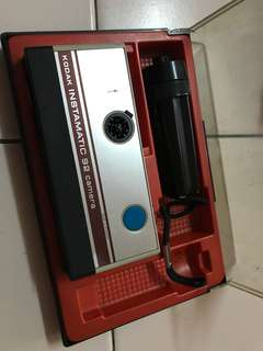 Kodak Instamatic 92 camera